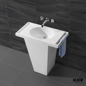 White Solid Surface Sinks KKR-1584